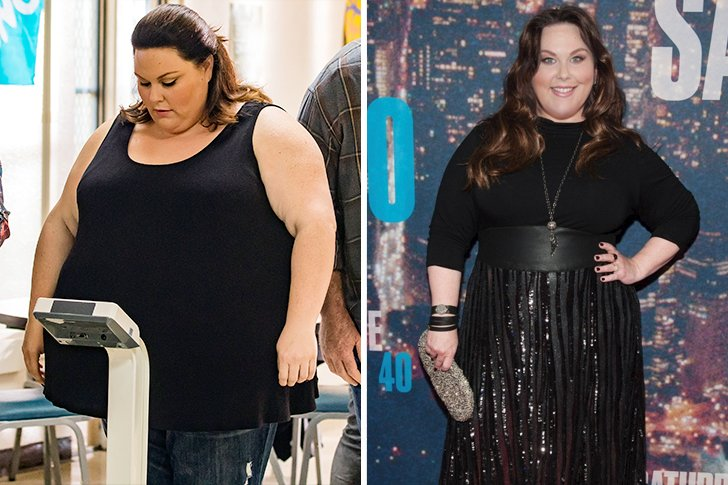 The Most Stunning Celebrity Weight-Loss Transformations ...