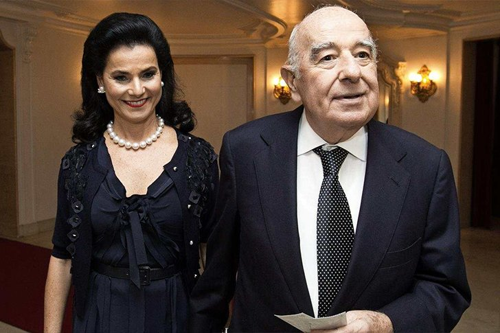 Trophy Wives of The Worlds Top Billionaires - Page 4 of